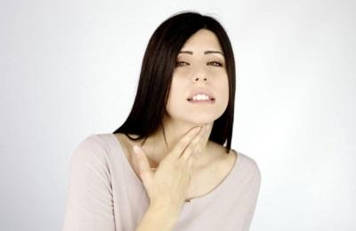 Особенности патологии горла
