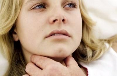 Аллерген и воспаление гортани