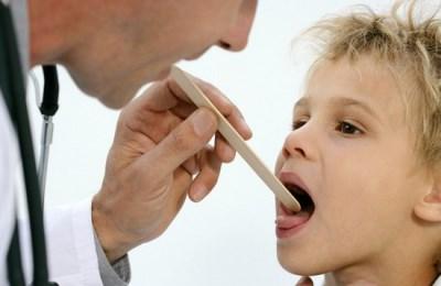 Болезнь у ребенка