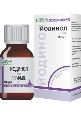 препарат йодинол инструкция по применению - фото 11