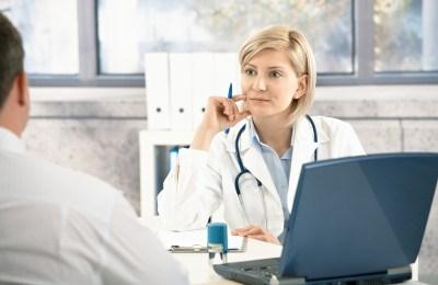 Обследования у врачей