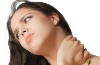 Ощущение дискомфорта на шее