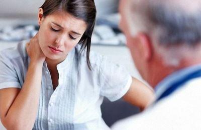 Стресс и боли в гортани
