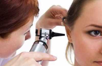 Заболевание аппарата слуха