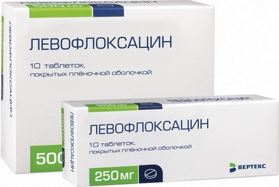 Левофлоксицин