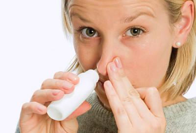 Спреи с антибиотиками