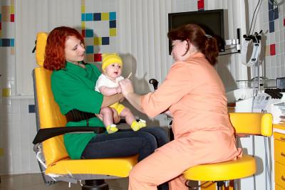 Процедура для детей