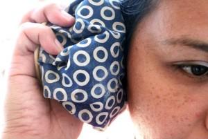 прогревание уха