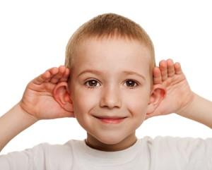 легкая глухота