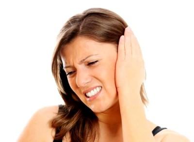 воспаление среднего уха