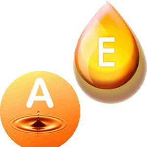 витамины В, А, Е