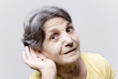 нарушение слуха