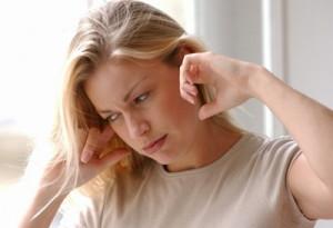 шум внутри уха