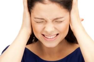 ощущение звона в ушах