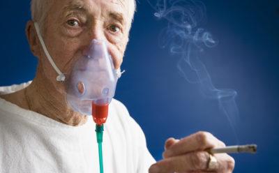 бронхит курильщика