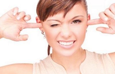 Больные уши