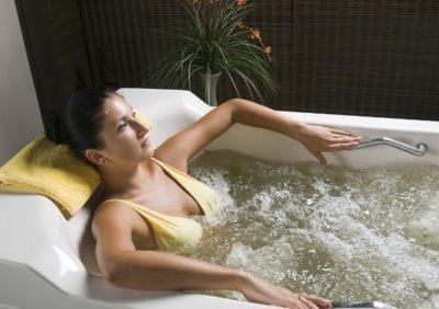кислородная ванна
