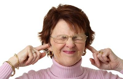 Заложенные уши