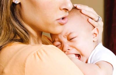 Болезнь у новорожденного