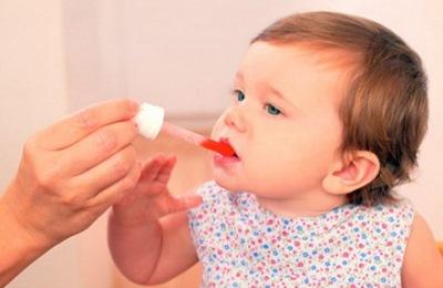 Метод профилактики у ребенка