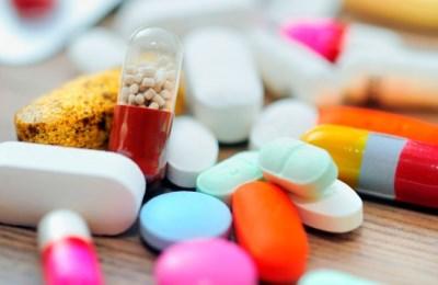 Медикаменты при болезни