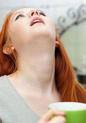 Полоскания при болезнях