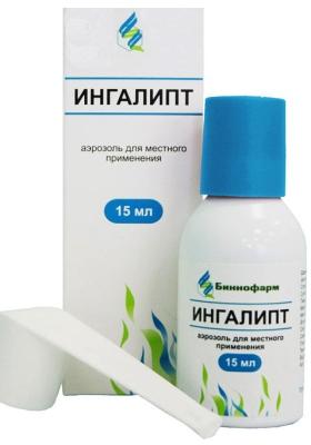 Препарат Ингалипт
