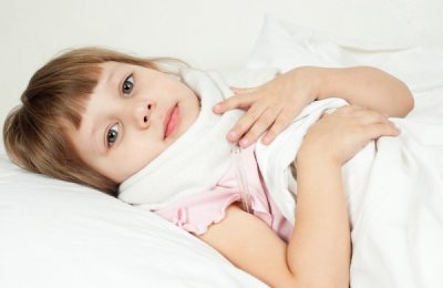 Проявление болезни у малышей
