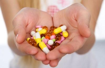 Таблетки при заболевании