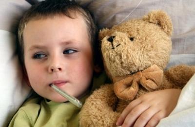 Заболевания малышей