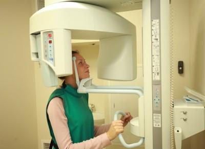 рентген носа